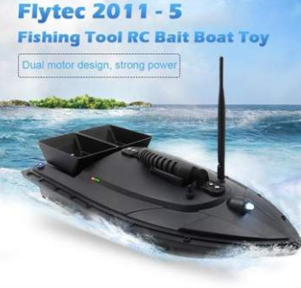 Fast RC Electric Speed Jet Boats