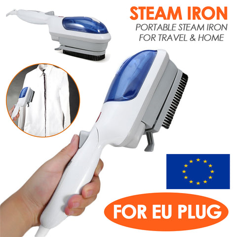 Image of Upgrade Version: Portable Brush Steam Electric Iron - LIMITED SALE, ENDING THIS WEEKEND