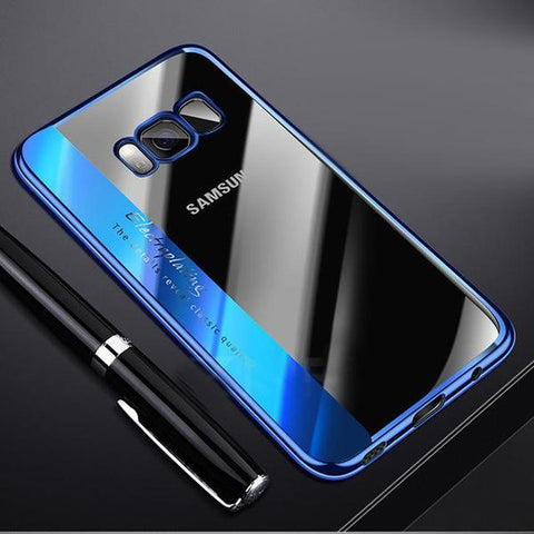2018 – Ultra Slim Glass Case for Samsung Galaxy