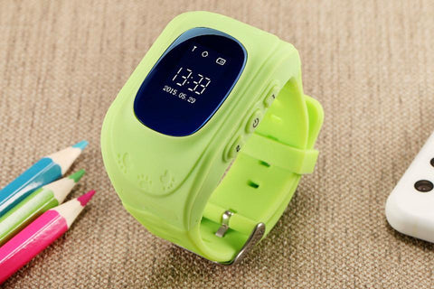 Image of Smart GPS Kids Safe Watch & Activity Tracker