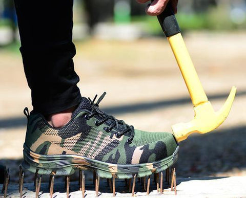"Image of INDESTRUCTIBLE MILITARY ""BATTLEFIELD SHOES"""