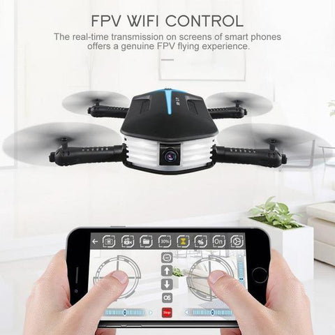 Image of Mini Baby Wifi Selfie Drone