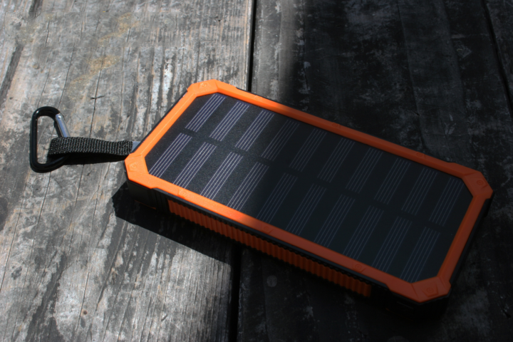 Waterproof Solar Charger Power Bank