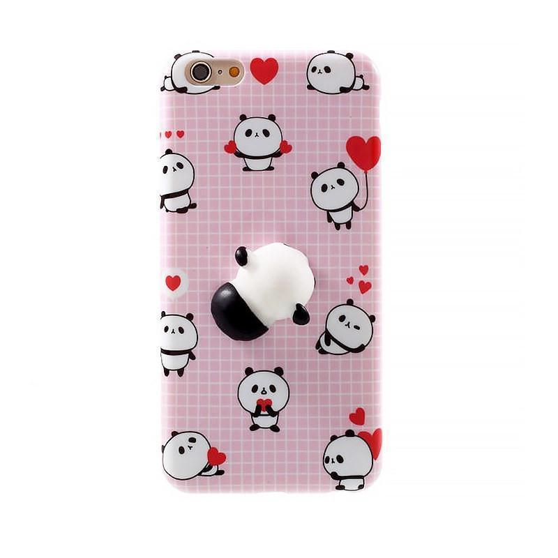 Squishy 3D Animal Case for iPhone