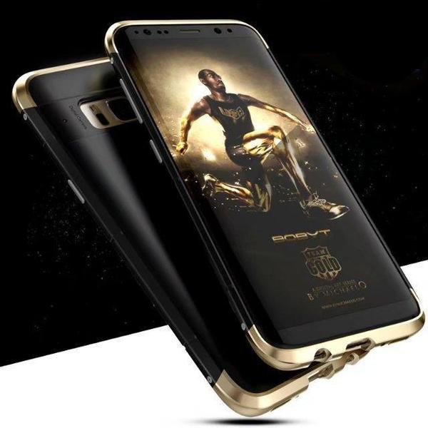 Metal Frame Case For Samsung Galaxy