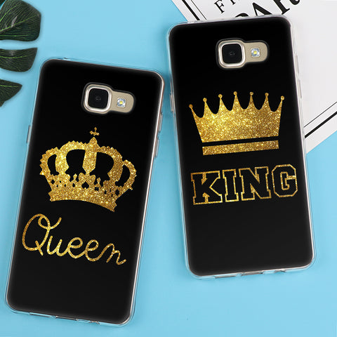 Image of King Queen Case For Samsung Galaxy
