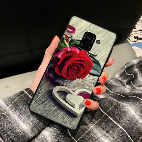 Image of Soft TPU Pattern Case For Samsung Galaxy