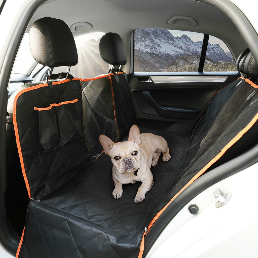 Best Dog Car Seat >> Best Dog Car Seat Cover Hammock Waterproof With Storage Pocket