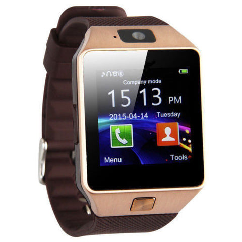 GearDate Bluetooth Smart Watch For Android & iPhone