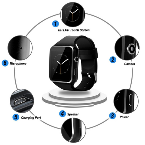 Image of The Best Android Smart Watch