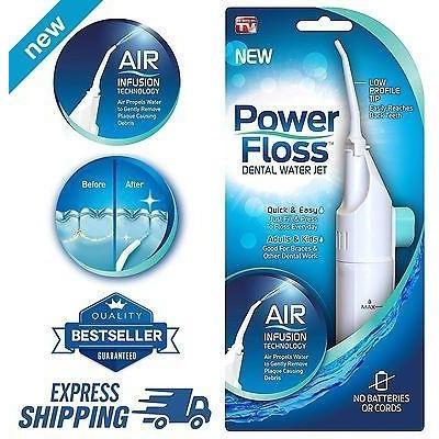 Power Floss / Portable Floss