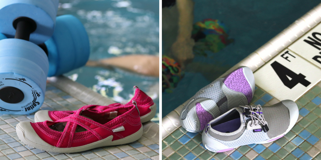 The Benefits of Water Shoes for Pool Exercise