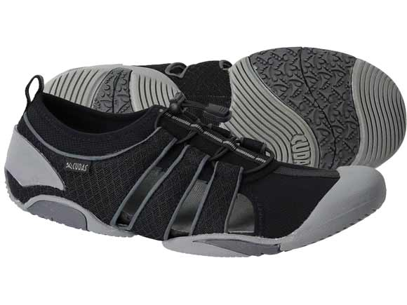 Roanoke Men's Water Shoe - Black