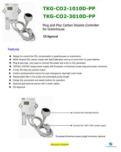Co2 Controller for Co2 Generators - Celestial connect