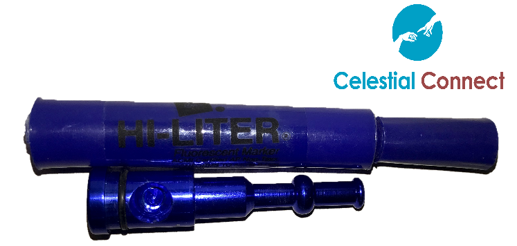 HI-LITER Marker Metal Pipe - Celestial connect