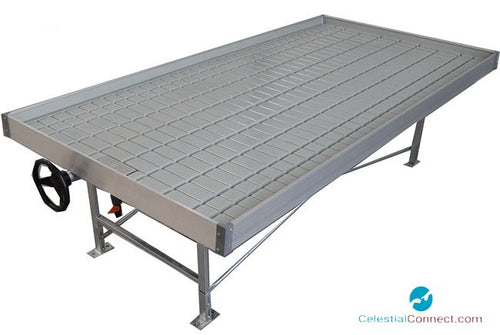 Custom Grow Hydroponic Flood Table - Celestial connect