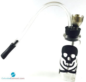 Mini Portable Water Smoking Pipe Hookah - Celestial connect