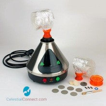Dry Herb Volcano Vaporizer - Celestial connect
