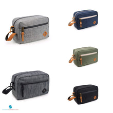 Revelry Carbon Lined Water Resistant Smell Proof Travel Bags