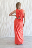 Peekaboo Back Dress - Coming Feb