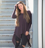 Flowy Long Sleeve Tunic