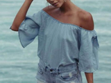 Off The Shoulder Top - Coming March