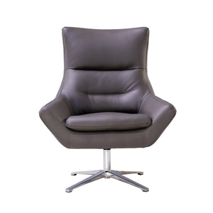 Zephyr Vegan Leather Chair