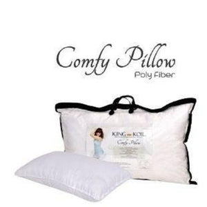 Comfy Poly Fibre Pillow (King Koil)
