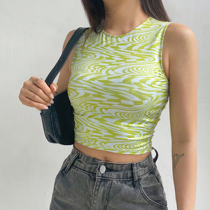 'Layla' Crop Top - 2 Colours
