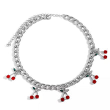 Load image into Gallery viewer, Cherry choker - 4 colours