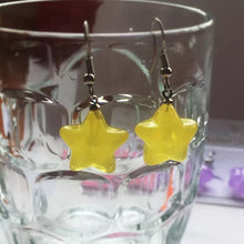 Load image into Gallery viewer, 'Sweet Star' earrings - 7 colours