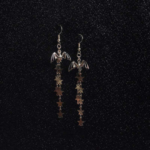 Spooky earrings - 10 styles
