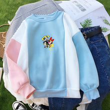 Load image into Gallery viewer, Powerpuff Girls sweatshirt - 12 colours