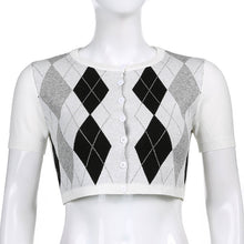 Load image into Gallery viewer, 'On Hold' Knitted Crop Top