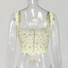 Load image into Gallery viewer, 'Dream Come True' Corset Style Top - 2 Colours