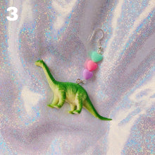 Load image into Gallery viewer, Dinosaur earrings - 12 styles