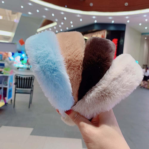 Fluffy Headbands - 18 Colours