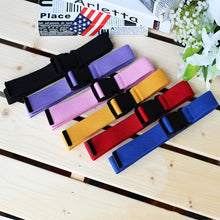 Load image into Gallery viewer, Canvas buckle tactical belt - 7 colours