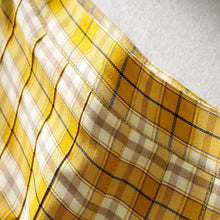 Load image into Gallery viewer, 'Isabella' plaid skirt - 3 colours