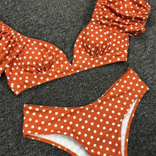 Load image into Gallery viewer, 'Dotty' bikini set