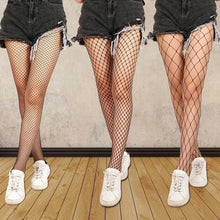 Load image into Gallery viewer, Fishnet stockings - 3 sizes