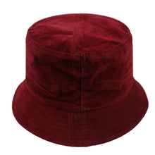 Load image into Gallery viewer, Velvet Feel Bucket Hat - 7 Colours