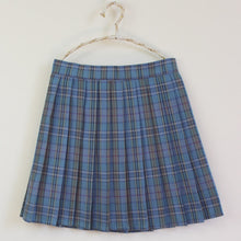 Load image into Gallery viewer, 'Sophie' pleated plaid skirt - 10 colours