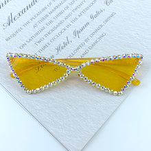Load image into Gallery viewer, Rhinestone Framed Glasses - 12 Colours