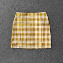 Load image into Gallery viewer, 'Charlie' plaid skirt - 8 colours