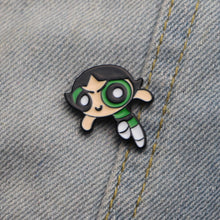 Load image into Gallery viewer, Powerpuff girls pins - 3 colours