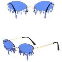 Load image into Gallery viewer, Diamond Drip glasses - 8 colours