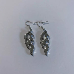 Fire earrings - 2 styles