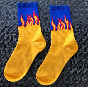 Fire crew socks - 7 colours