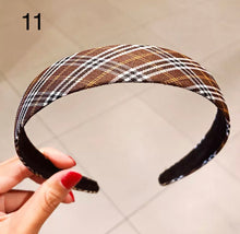 Load image into Gallery viewer, Printed Headbands - 17 colours